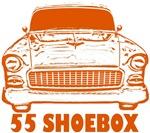 ORANGE 55 SHOEBOX