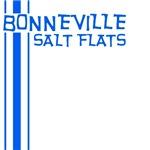 Retro Stripe-Bonneville Salt Flats