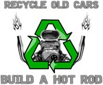 RECYCLE-HOT ROD