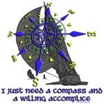 I need a compass...Sailing