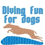More Diving Dogs