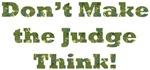 Judge Thinking