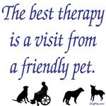 Best Therapy Is a Visit