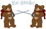 Teddy Bear Fencers