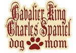 Cavalier King Charles Spaniel Mom