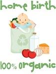 Home Birth 100% Organic - Light Baby