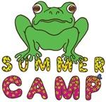 Summer Camp Frog