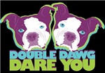 double dawg dare you (2 blue eyed boston terriers)