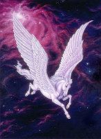 """Space Pegasus """"Eponan"""" by Marc Brinkerhoff"""