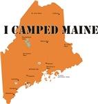I Camped Maine