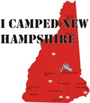 I Camped New Hampshire