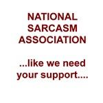 National Sarcasm Association
