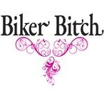 Biker B----