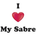 I love my Sabre