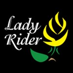 Yellow Rosebud Lady Rider
