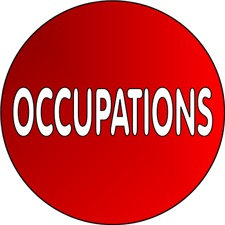 <b>OCCUPATIONS</b>