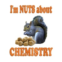 <b>NUTS ABOUT CHEMISTRY</b>