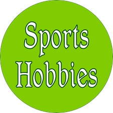 <b>SPORTS HOBBIES GIFTS</b>