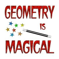 <b>GEOMETRY IS MAGICAL<b/>