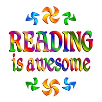 <b>READING IS AWESOME</B>