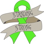 Muscular Dystrophy Standing Strong Shirts