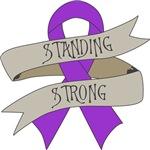 Crohn's Disease Standing Strong Shirts