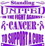Leiomyosarcoma Standing United Shirts