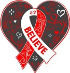 Oral Cancer Believe Shirts