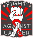 Fight Against Oral Cancer Shirts