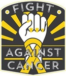 Fight Against Childhood Cancer Shirts