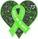 Lyme Disease Hold on to Hope Shirts