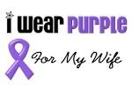 I Wear Purple For My Wife