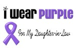 I Wear Purple For My Daughter-in-Law