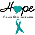 Ovarian Cancer Hope T-Shirts & Gifts