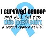 Prostate Cancer Survivor T-Shirts