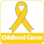 Childhood Cancer T-Shirts and Awareness