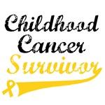 Childhood Cancer Survivor Grunge Style