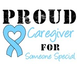 Proud Caregiver Prostate Cancer T-Shirts & Gifts