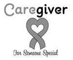 Caregiver Brain Cancer T-Shirts & Gifts