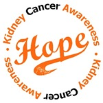 Kidney Cancer Awareness Hope Shirts & Gifts