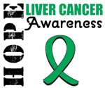 HOPE Liver Cancer Shirts & Gifts
