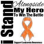 I Leukemia Stand Alongside My Hero