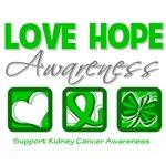 Kidney Cancer Love Hope