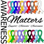 Awareness Matters Ribbons
