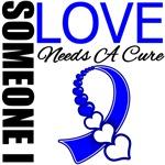 ALS Needs A Cure Ribbon