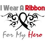 Melanoma Ribbon Hero