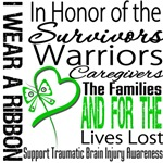 TBI Ribbon Honor Collage