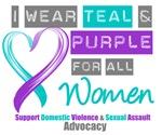 Domestic Violence_Sex Assault - Support All Women