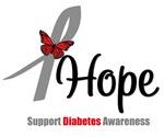 Diabetes Hope Butterfly