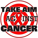 Take Aim Against Blood Cancer Shirts & Gifts